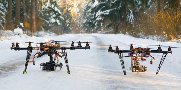 Nasze drony
